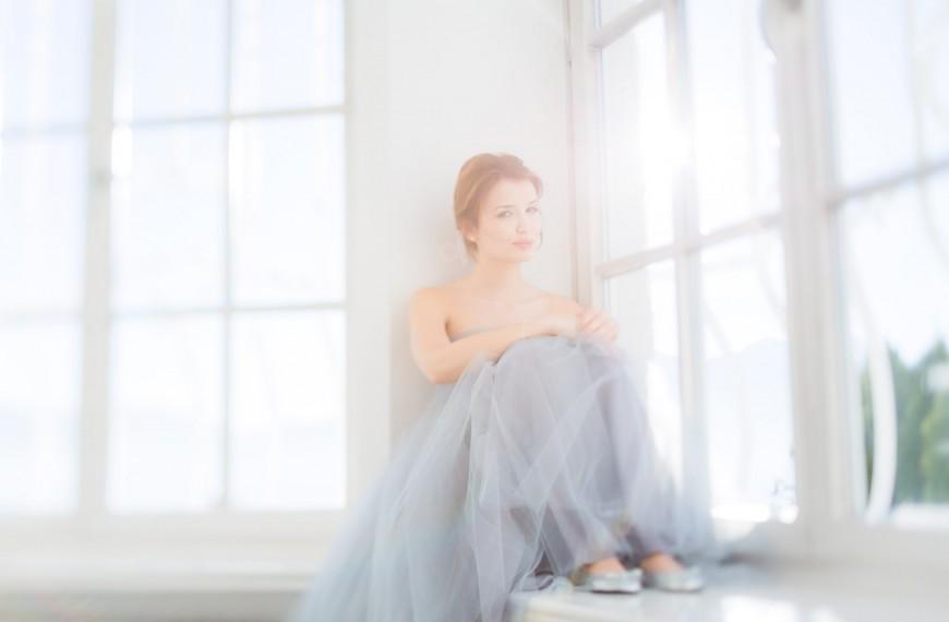 Ballerina Bride in Bildern